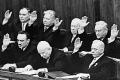 14 октября 1964 - Отставка Хрущева на Пленуме