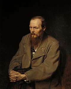 30 октября 1821 - Родился великий писатель Ф.М. Достоевский