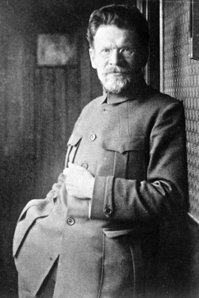 Памяти Михаила Ивановича Калинина, большевика, соратника Ленина, Всесоюзного старосты