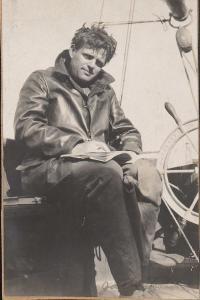 22 ноября 1916 года умер знаменитый американский писатель, социалист, общественный деятель, - Джэк Лондон. Мартин Иден