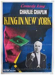 Памяти Чарлза Спенсера Чаплина. Король в Нью-Йорке