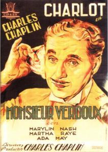 Памяти Чарлза Спенсера Чаплина. Месье Верду