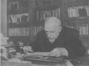 Владимир Дмитриевич Бонч-Бруевич - один из ближайших соратников В. И. Ленина