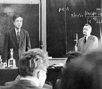 Памяти всемирно знаменитого советского физика, Ландау Льва Давыдовича. Биография. Учебник