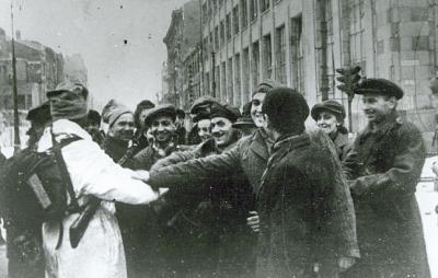 17 января 1945 - Освобождение столицы Польши г. Варшава