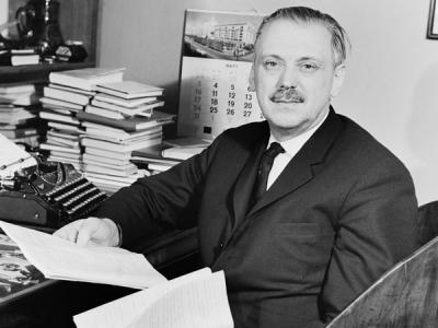 27 августа 2009 года скончался советский писатель, драматург Сергей Михалков