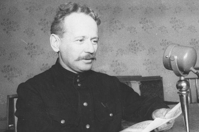Михаил Шолохов. Нахаленок