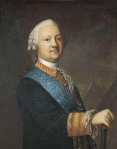 3 апреля 1745 года родился знаменитый русский писатель Д.И. Фонвизин
