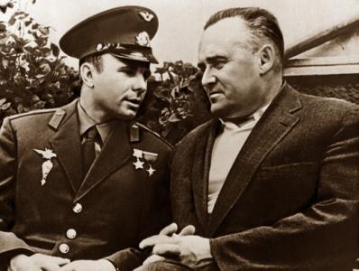 1961 год. ГОВОРИТ ГЛАВНЫЙ КОНСТРУКТОР КОСМИЧЕСКИХ КОРАБЛЕЙ