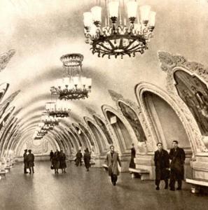 15 мая 1935 г. - День Рождения Московского Метрополитена. О всех советских действующих и строящихся метрополитенах