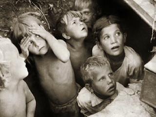 1 июня - день защиты детей. Война и дети