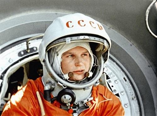 16 июня 1963 - Начало полета первой женщины-космонавта В.В.Терешковой