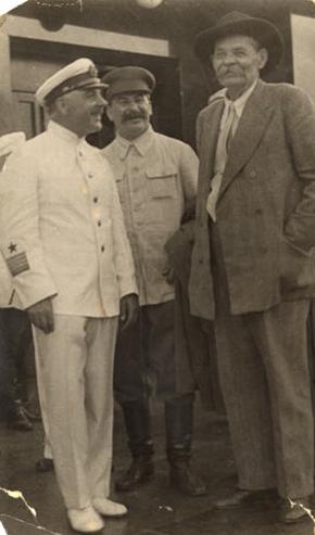 18 июня 1936 - умер великий пролетарский писатель Максим Горький