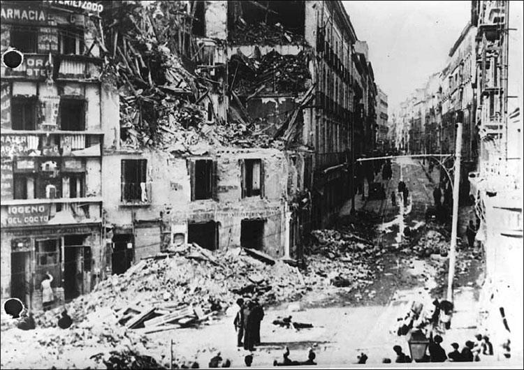 Уроки истории. Оккупация немецко-фашистскими войсками Рейнской зоны. Начало германо-итальянской интервенции в Испании
