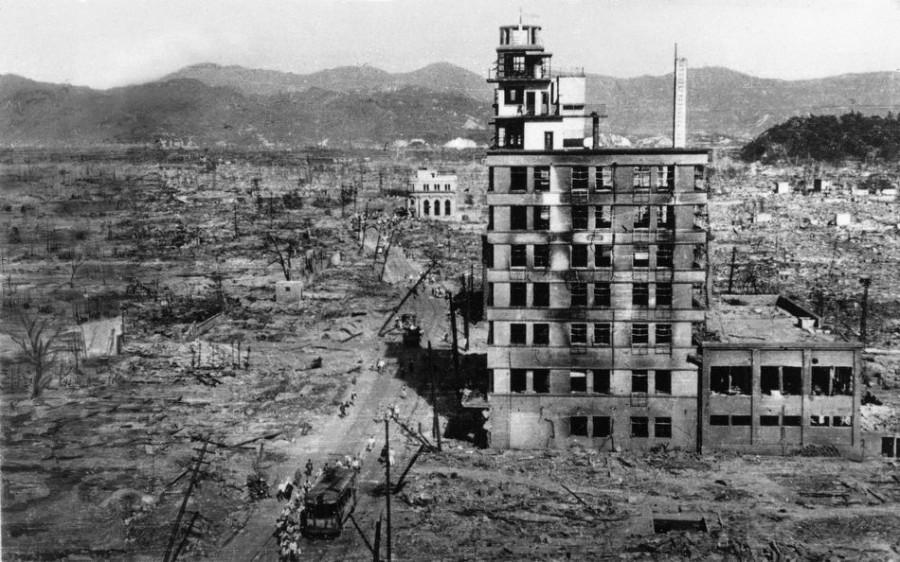 К годовщине бомбардировки Хиросимы