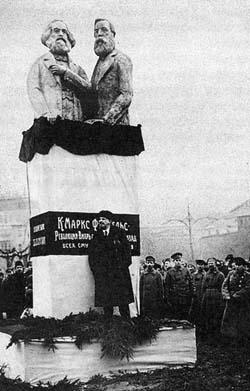 17 июля 1918 года - День рождения советского монументального искусства