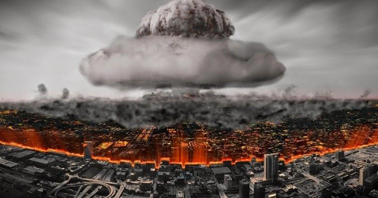 Кровавые преступления империализма. ХИРОСИМА