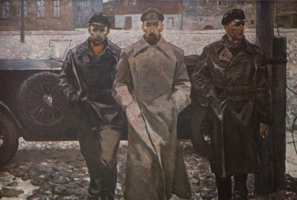 Памяти Феликса Эдмундовича Дзержинского, рыцаря революции. Сокровища республики