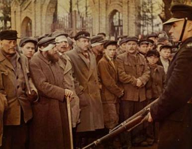 Судьба Западной Белоруссии, находившейся под властью буржуазно-помещичьей Польши. Красные листья