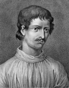 17 февраля 1600 года, на Площади Цветов, после семилетнего заключения в тюрьме Джордано Бруно был сожжен по приговору Святейшей Инквизиции.
