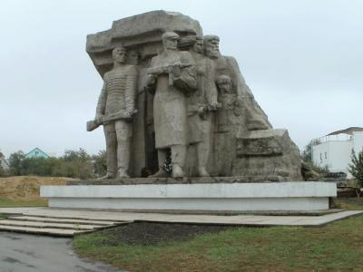 Героическая оборона Одессы. Город-герой Одесса