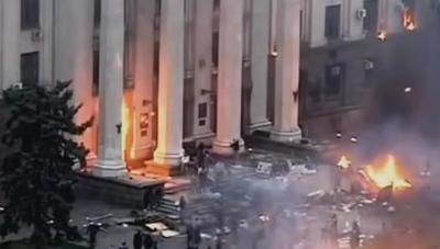 Как это было 2 мая 2014 года. Неонацистский террор в Одессе: сотни погибших, сотни раненых