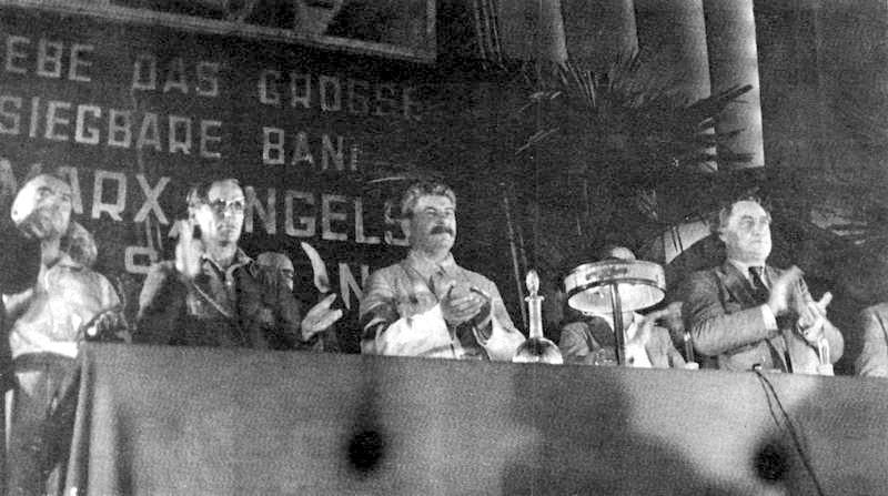 Значение антифашистского движения в 1933—1939 годах