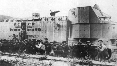 Гражданская война в советской литературе и в театре