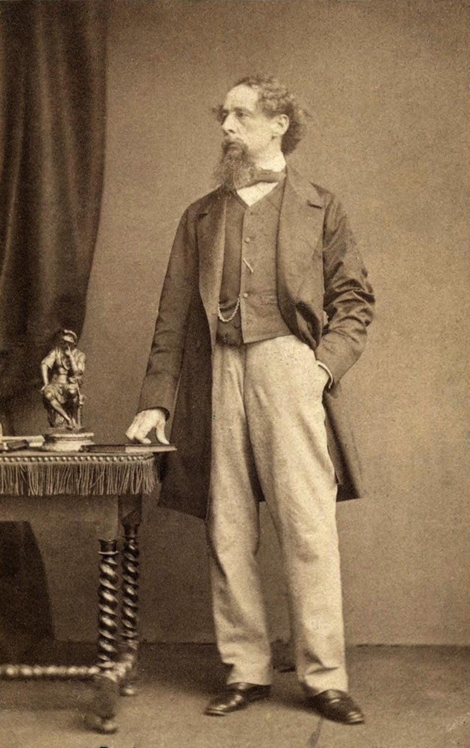 Памяти Чарлза Диккенса. Холодный дом (1852—1853)