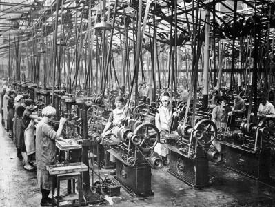 КАПИТАЛИСТИЧЕСКИЙ СПОСОБ ПРОИЗВОДСТВА. Капиталистическая фабрика. Машина как средство эксплуатации наемного труда капиталом.