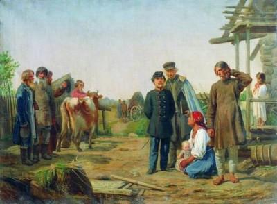 Буржуазные реформы в России. Отмена крепостного права