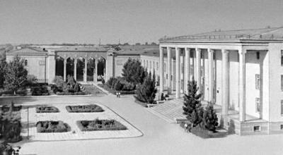 Туркмения в период социалистического строительства в 1921—1940 годах.