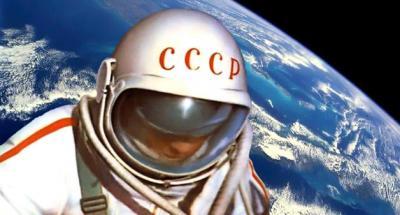 Первый в истории человечества выход в открытый космос был совершен советским космонавтом - коммунистом