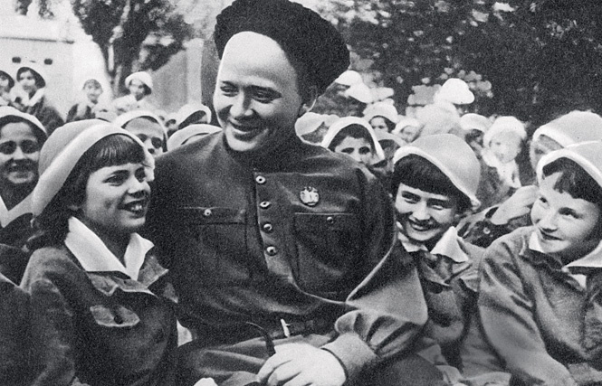 Аркадий Гайдар. Р.В.С. «Дума про казака Голоту»