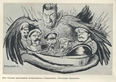 История гражданской войны в СССР. Корниловщина 2. Буржуазия начинает гражданскую войну