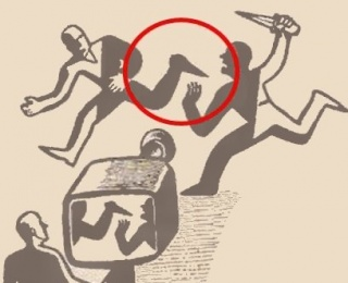 Буржуазная пропаганда: 1. Технологии манипуляции сознанием масс.