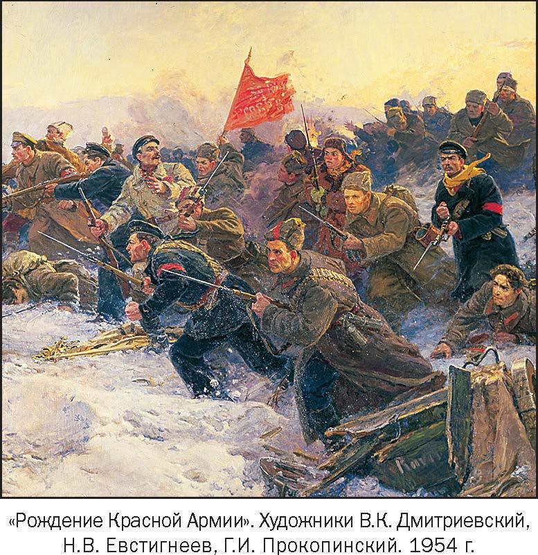 Что такое Красная армия