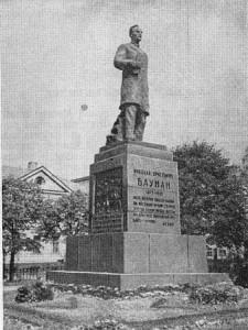 Николай Бауман. Он погиб с красным знаменем в руках