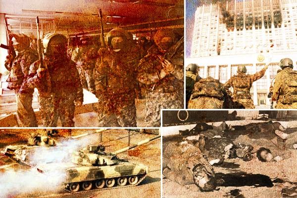 Мятеж не может кончиться удачей - или о событиях 1993 года