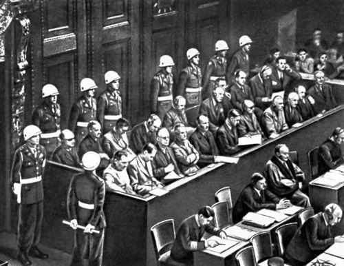 Полторак А. И. Нюрнбергский эпилог. I. Суд народов. Часть 1