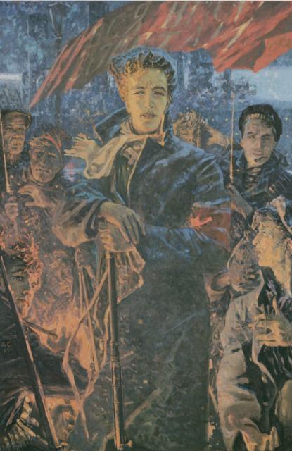 7 Августа 1921 года - Умер поэт А. Блок. Памяти замечательного поэта.