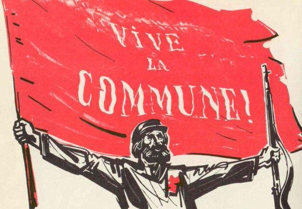 К. Маркс Гражданская война во Франции. Часть 3