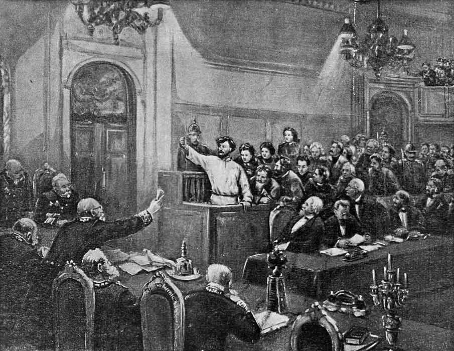 Краткий курс истории ВКП(б). ГЛАВА II. 1. Подъем революционного движения в России в 1901–1904 годах