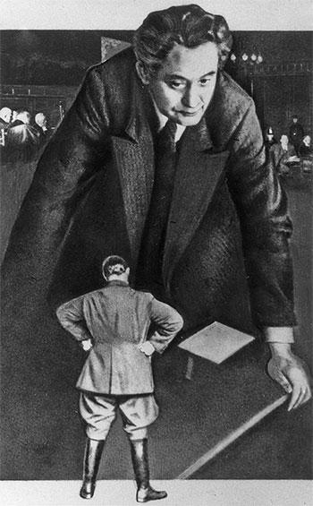 Выступления Г.Димитрова на VII Конгрессе Коминтерна, 1935 г. Часть 4