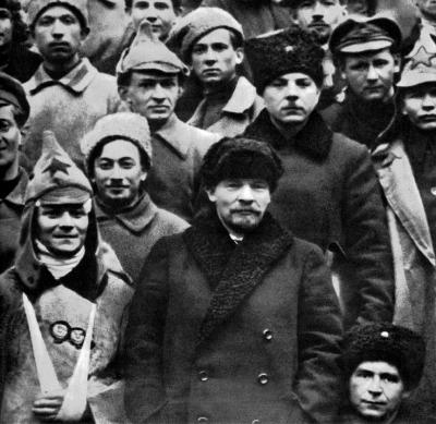 В. И. ЛЕНИН. О КРОНШТАДТСКОМ мятеже и диктатуре пролетариата