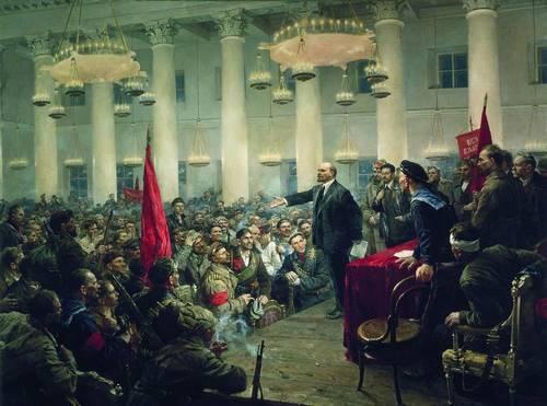 II съезд Советов.