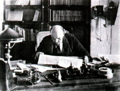 Влад. Бонч-Бруевич. ЧТО ЧИТАЛ ВЛАДИМИР ИЛЬИЧ ЛЕНИН В 1919 Г.
