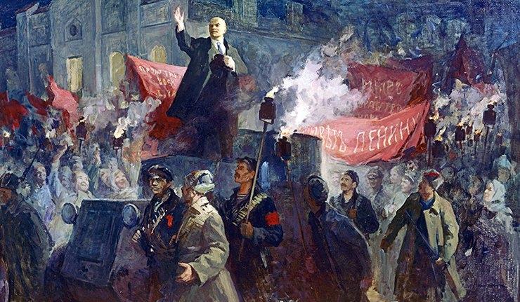 Апрельские тезисы Ленина. КАКОВО ДОЛЖНО БЫТЬ НАЗВАНИЕ НАШЕЙ ПАРТИИ?