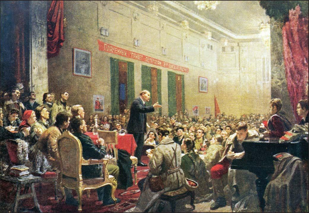 РЕЧЬ В.И. Ленина НА III ВСЕРОССИЙСКОМ СЪЕЗДЕ РОССИЙСКОГО КОММУНИСТИЧЕСКОГО СОЮЗА МОЛОДЕЖИ