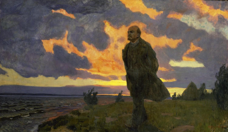 Июль - август 1917 года. В.И. Ленина привлекают к суду. Ответ тов. Ленина